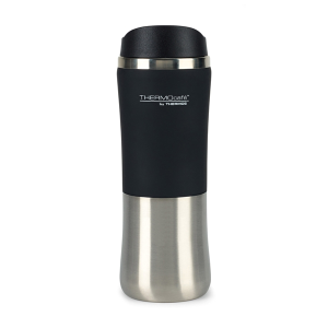 ThermoCafe™ Stainless Steel Travel Tumbler - 12 Oz.