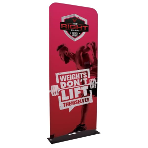 3' EuroFit Banner Display Kit